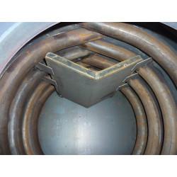 Výmenník tepla na vodu HEATER (10 kW) - kachle HEATER