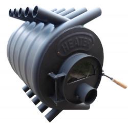 Teplovzdušná kamna na dřevo HEATER - 12 kW, kamna na dřevo