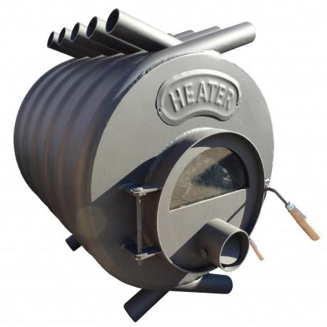 Teplovzdušná kamna na dřevo HEATER - 20 kW - kamna HEATER
