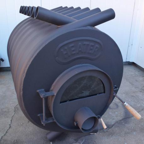 Teplovzdušná kamna na dřevo HEATER - 25 kW - kamna HEATER
