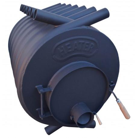 Teplovzdušná kamna na dřevo HEATER - 30 kW - kamna HEATER