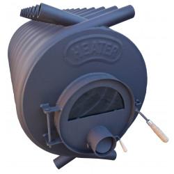 Teplovzdušná kamna na dřevo HEATER - 35 kW