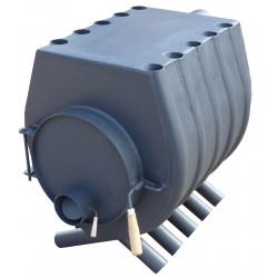 Speciální teplovzdušná kamna HEATER s plotnou (od 15 kW)