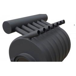Zberač teplého vzduchu HEATER (6-20 kW) - kachle HEATER