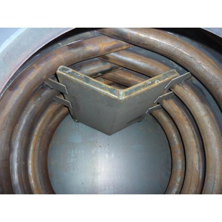 Výmenník tepla na vodu HEATER (5 kW) - kachle HEATER
